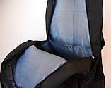 Рюкзак под ноутбук. Городской рюкзак. Стильный рюкзак. Молодёжный рюкзак. Интернет магазин рюкзаков., фото 3