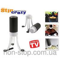 Мешалка - венчик для соусов Stir Crazy - 4000362 - электровенчик, венчик для кухни, мешалка для соуса, кухонная мешалка, электромешалка