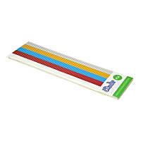 Набор стержней для 3D-ручки Металлик, (25 шт., металл), 3Doodler Create (PL-MIX4)