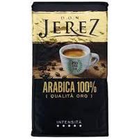 Кофе молотый Don Jerez arabica 100% 0.250 кг