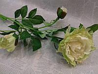 Цветы искусственные ветки пионы