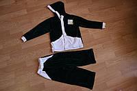 Детский велюровый костюм, фото 1