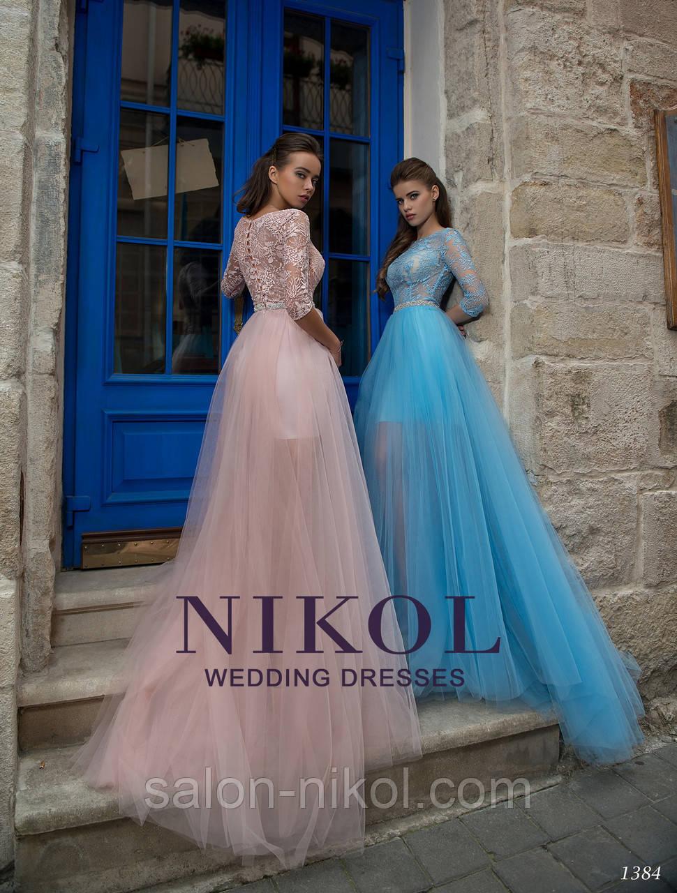 Вечернее, выпускное платье 13-84