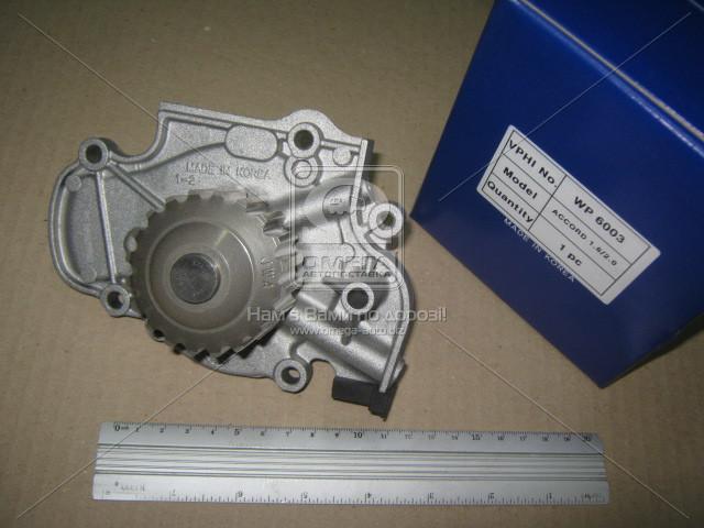 Насос водяной HONDA ACCORD 1.8, 2.0 (производство VALEO PHC) (арт. WP6003), ABHZX