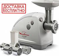 Мясорубка Moulinex ME 6261 32 (С шинковкой)