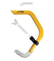 Центральная трубка для плавания вольным стилем Finis Freestyle Snorkle (Yellow)