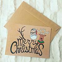 Новогодние подарочные открытки , фото 1