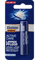 Бальзам для губ Balea MEN Lippenpflege Active Care для мужчин, 4,8 г.
