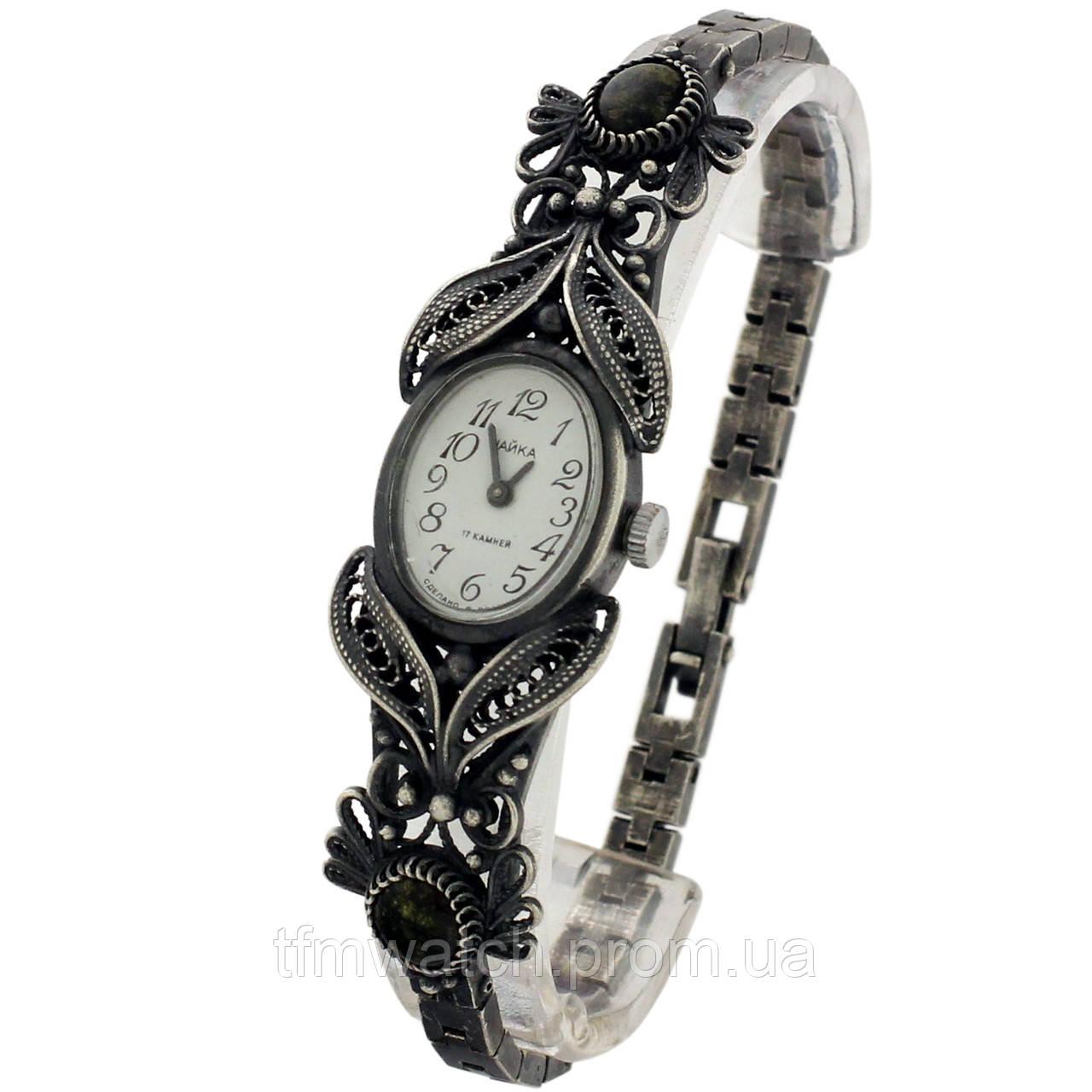 Чайка часы механические продать 17 камней серебряные casio часов киев наручных скупка