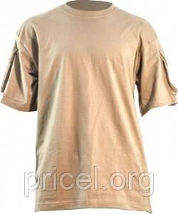 Футболка Skif Tac Tactical Pocket T-Shirt. Размер - M. Цвет - Coyote (TP TS-CYT-M)