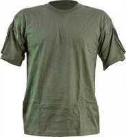 Футболка Skif Tac Tactical Pocket T-Shirt. Размер - S. Цвет - Olive (TP TS-OLV-S)