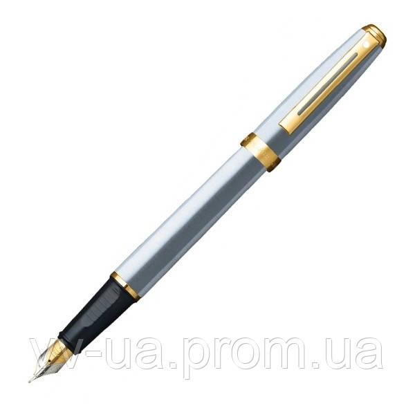 Ручка перьевая Sheaffer PRELUDE Brushed Chrome CT FP M (Sh342004)