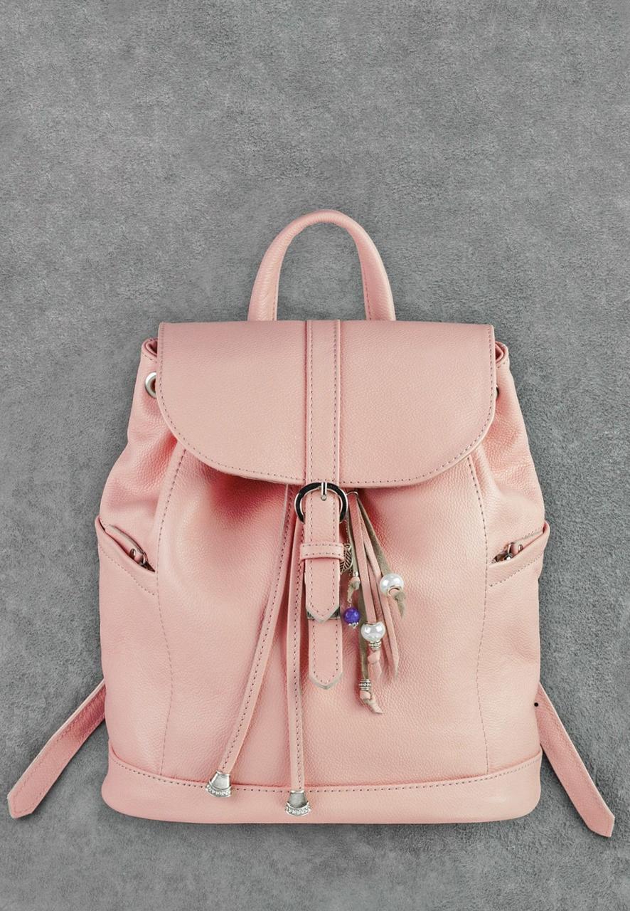 9f5f8ad3e8d9 Кожаный рюкзак Олсен барби - Интернет магазин