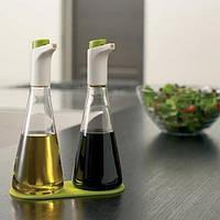 Емкость для масла и уксуса 1001966, емкости для масла и уксуса, емкости для масла и уксуса с дозатором, бутылка для хранения масла, диспенсер для