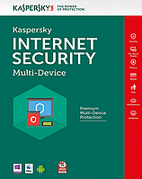 Kaspersky Internet Security  Multi-Device 2 Device 1 year + 3 mon. Renewal Box (KL1941OUBBR17)