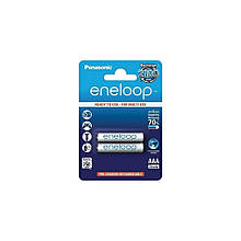 Аккумулятор Panasonic Eneloop AAA 750 2шт mAh NI-MH (BK-4MCCE/2BE)