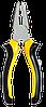 """Плоскогубці 200 мм жовто-чорні """"Sigma"""""""