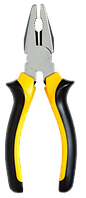 """Плоскогубці 180 мм жовто-чорні """"Sigma"""""""