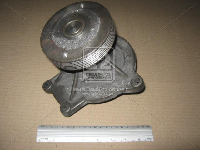 Насос водяной КАМАЗ ЕВРО-2 (двигатель 740.30, 740.50) (производство Украина) (арт. 740.50-1307010), rqn1