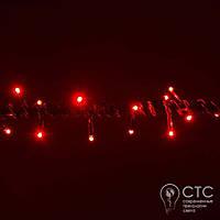"Гирлянда светодиодная уличная ""Нить"" (String) 100LED  красная STRING-100LED-10M-WCK"