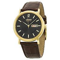 Мужские часы CITIZEN Eco Drive Black Dial BM8242-08E