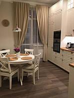 Модный тюль для кухни с привлекательным дизайном