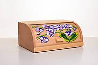 """Хлібниця """"Орхідея фіолетова"""""""