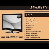 Телевизор LED  L17 15.6