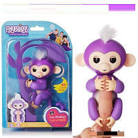 Обезьянка Fingerlings Финн 12 см WowWee