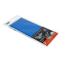 Набор стержней для 3D-ручки Голубой, (24 шт.), 3Doodler Start (3DS-ECO05-BLUE-24)