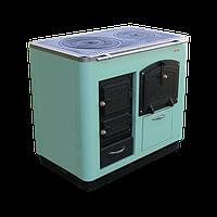 Печь-плита воздушного отопления - Kalvis KO-2A с духовкой