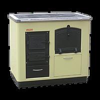 Котлы-плиты - Kalvis -4ASB с духовкой