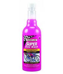 Шампунь FINISH LINE для велосипеда Super Bike Wash концентрат- (473mл.)