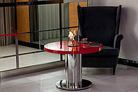 Биокамин -столик Hitze Rullo