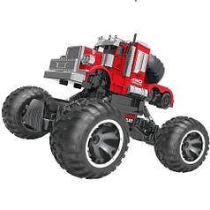 Автомобиль OFF-ROAD CRAWLER на р/у – PRIME (красный, аккум. 7.2V, 1:14) SL-010AR