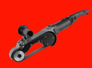 Ленточная шлифмашинка для труднодоступных мест Titan PSSM325