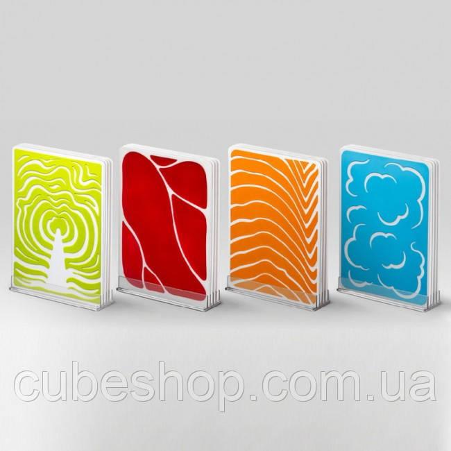 Набор разделочных досок Slice Cutting Board Set Qualy