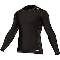 Термо-футболка с длинным рукавом Adidas Tech Fit Base Long Sleeve Tee  AJ5016