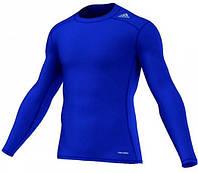 Термо-футболка с длинным рукавом Adidas Tech Fit Base Long Sleeve Tee AJ5019