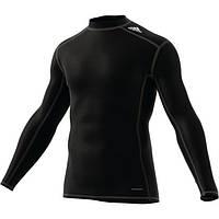 Термо-футболка с длинным рукавом Adidas TF Base Warm Mock AI3357