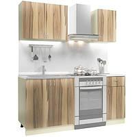 Кухонный гарнитур 1,2 м (кухня готовая маленькая)