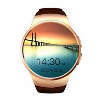 Умные часы Smart Watch KingWear KW18 Gold