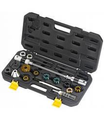 Набор ключей  ICE TOOLZ E185 для торц-ия рул. трубы и карет. узла. (E17A,E17B,E17C,E18A,E18B,E17F)