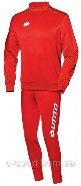 41500d789d3a Тренировочный спортивный костюм Lotto SUIT ZENITH EVO HZ RIB S3720