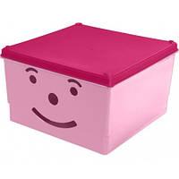 Tega Smile BQ 007 ящик для игрушек