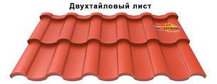 Металлочерепица модульная Pruszynski Arad