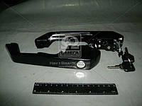 Ручка наружная к-кт (с двумя ключами) (Производство Радиоволна) ИЖКС 454823.009