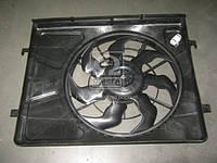 Вентилятор охлаждения двигателя в сборе (Производство Mobis) 253802H020