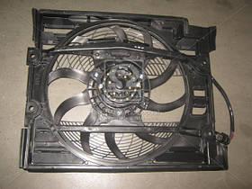 Вентилятор радиатора BMW (Производство Nissens) 85421, AHHZX