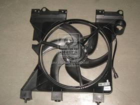 Вентилятор радиатора CITROEN (Производство Nissens) 85316, AGHZX
